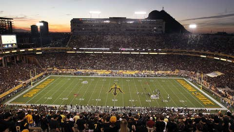 Arizona -- Sun Devil Stadium