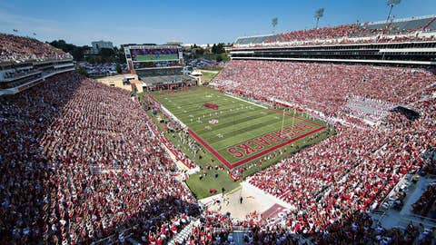 Arkansas -- Donald W. Reynolds Razorback Stadium