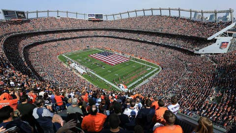 Colorado -- Sports Authority Field at Mile High