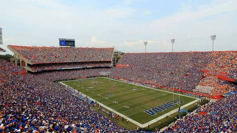 Florida -- Ben Hill Griffin Stadium
