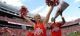 Best of 2013 college football cheerleaders