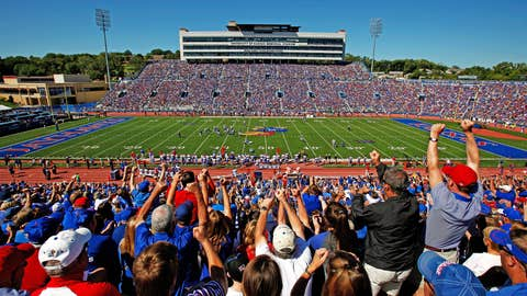 Kansas -- University of Kansas Memorial Stadium