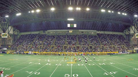North Dakota -- Fargodome
