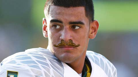 The HeisMo — Marcus Mariota — Oregon