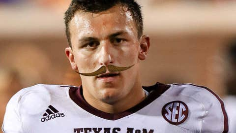 The Abracadabra — Johnny Manziel — Texas A&M