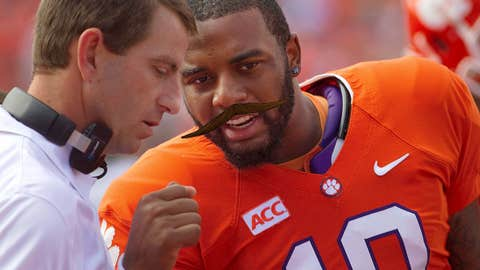 The After Eight – Tajh Boyd – Clemson