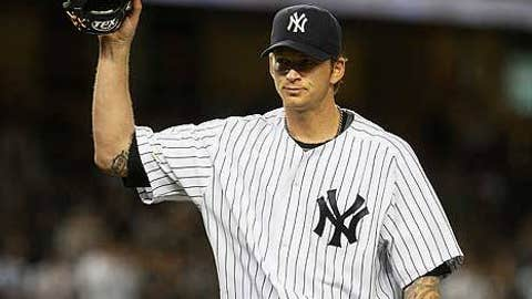 Stud: A.J. Burnett, SP, Yankees