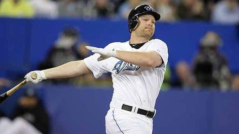 Dud: Adam Lind, OF/DH, Toronto