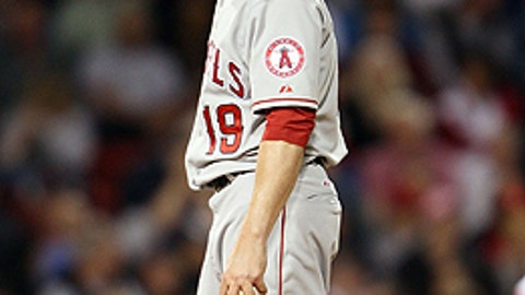 Dud: Scott Kazmir, SP, Angels