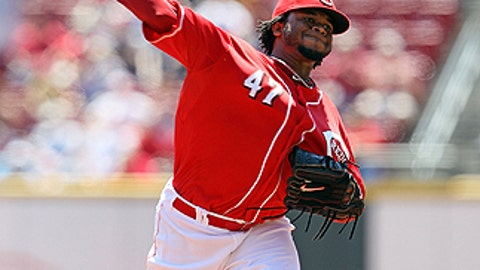Stud: Johnny Cueto, SP, Cincinnati