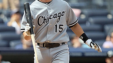 Dud: Gordon Beckham, 2B/3B, White Sox