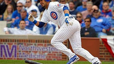 Dud: Geovany Soto, C, Chicago Cubs