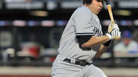 Dud: Mark Teixeira, 1B, Yankees