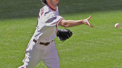 Dud: Dan Haren, SP, Arizona