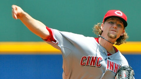 Stud: Mike Leake, SP, Cincinnati