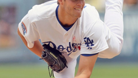 Stud: Clayton Kershaw, SP, Dodgers