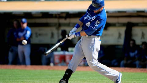 Outfielder – Alex Gordon