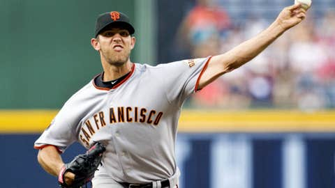 Starting Pitcher – Madison Bumgarner