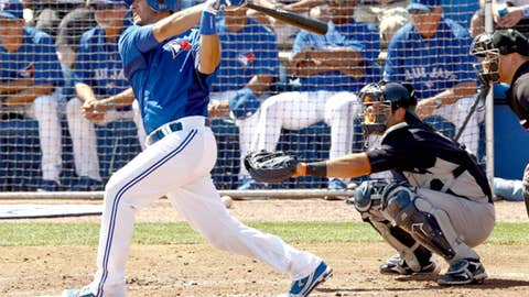 Start 'em – J.P. Arencibia vs CLE