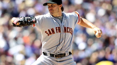Stud - Barry Zito