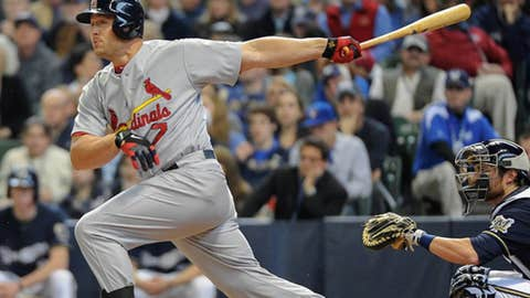Sit 'em - Matt Holliday