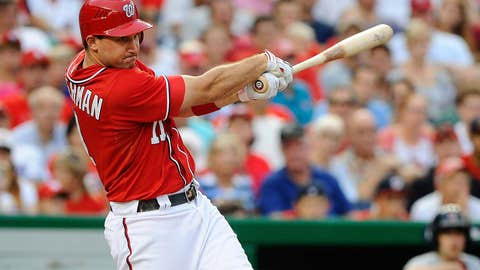 Ryan Zimmerman - 17.5 AB/HR