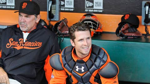 Sit - Buster Posey