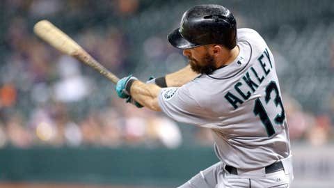 Start - Dustin Ackley