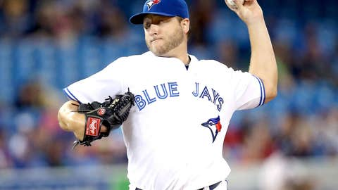 Start - Mark Buehrle