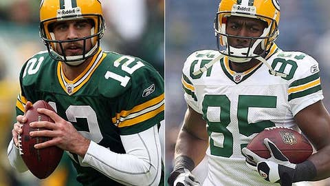 Start Aaron Rodgers and Greg Jennings