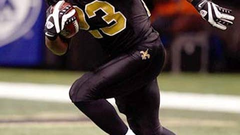 Start Pierre Thomas