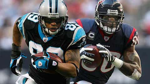 Steve Smith and Andre Johnson