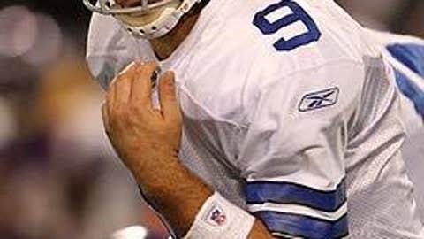 Tony Romo, QB, Dallas