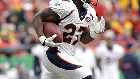 Knowshon Moreno, Denver