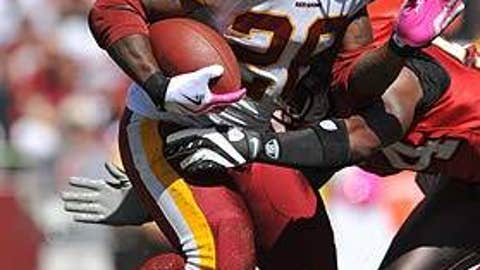 Clinton Portis, Washington