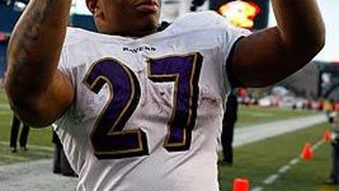 Ray Rice, Baltimore