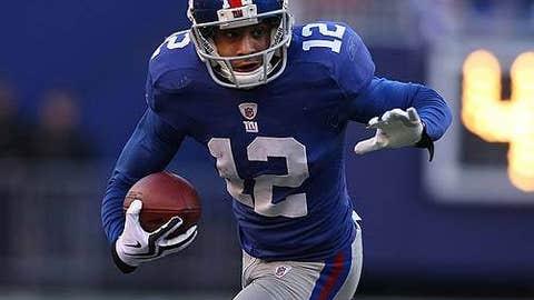Steve Smith, New York Giants