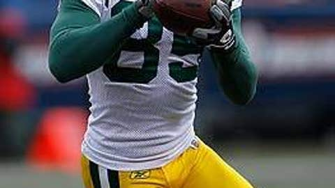 Greg Jennings, Green Bay