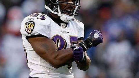 Derrick Mason, Baltimore