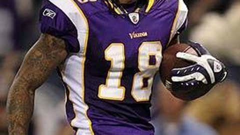 Sidney Rice, Minnesota
