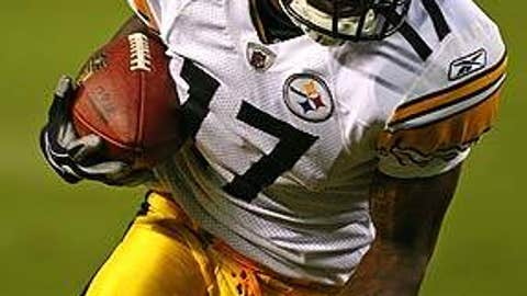 Mike Wallace, Pittsburgh