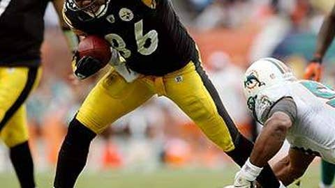 Hines Ward, Pittsburgh
