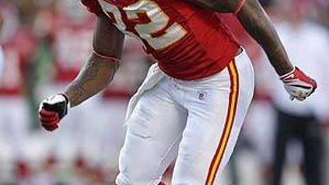 Dwayne Bowe, Kansas City