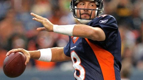 Kyle Orton, QB, Denver