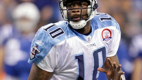 Vince Young, QB, Tennessee