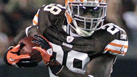 James Davis, RB, Cleveland