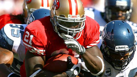Start Frank Gore, RB, San Francisco