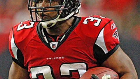 Start Michael Turner, RB, Atlanta