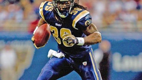 Start Steven Jackson, RB, St. Louis
