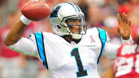 Cam Newton, 27, Carolina Panthers